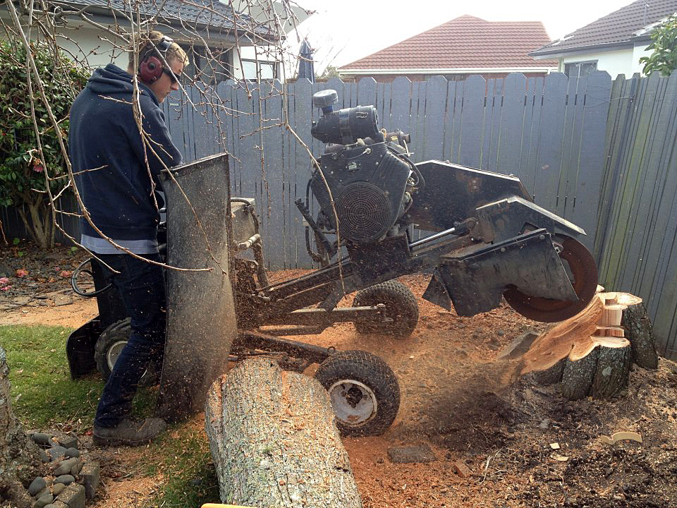 Residential Stump Grinding Company